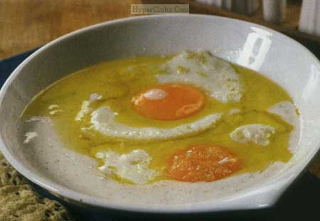 10 غذای فوری و خوشمزه با تخم مرغ!