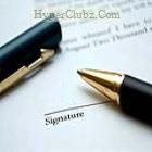 چگونه امضایی شیک و جالب داشته باشیم؟
