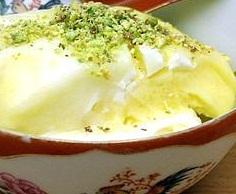 نتیجه تصویری برای بستنی سنتی خانگی