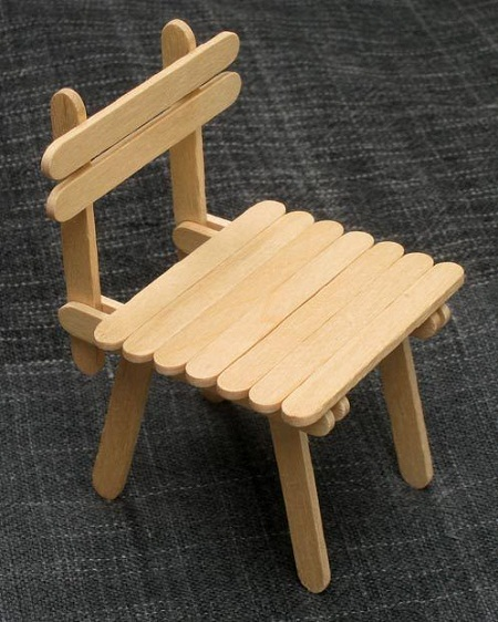 آموزش زیبا و راحت ساخت کاردستی با چوب